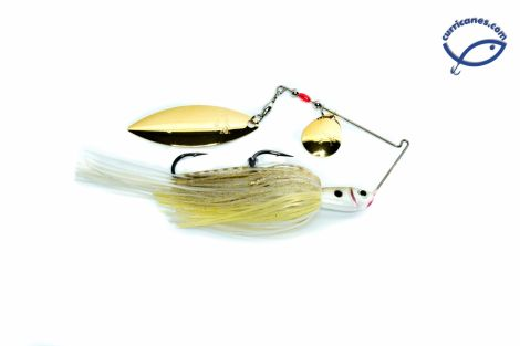 STRIKE KING SPINNERBAIT PREMIER PLUS PPL38CW