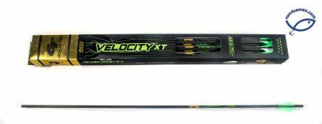 GOLDTIP FLECHA VELOCITY XT 600 MOD. VELXT600A2 (12 PIEZAS)