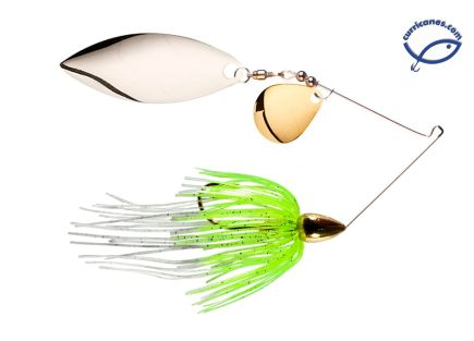 WAR EAGLE SPINNERBAIT GOLD COLORADO/WILLOW 3/4 OZ WE34GT
